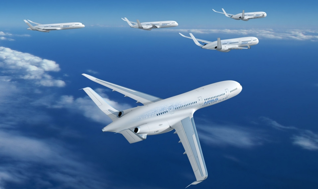 Noticias de aviación. Noticias de aviones. Aviones en formación utilizando el sistema Fello´fly