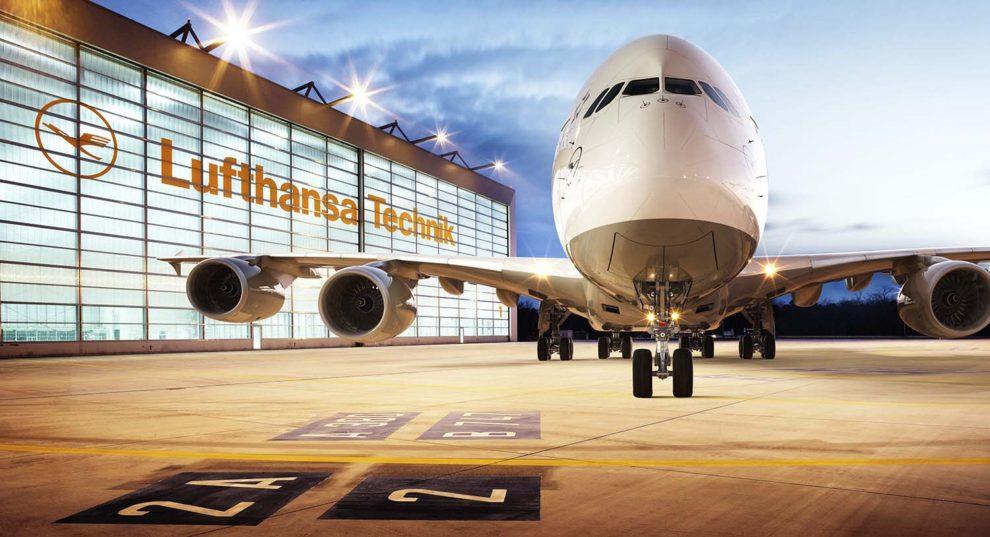 Noticias de aerolíneas. Noticias de aviones. Instalaciones de Lufthansa Technik