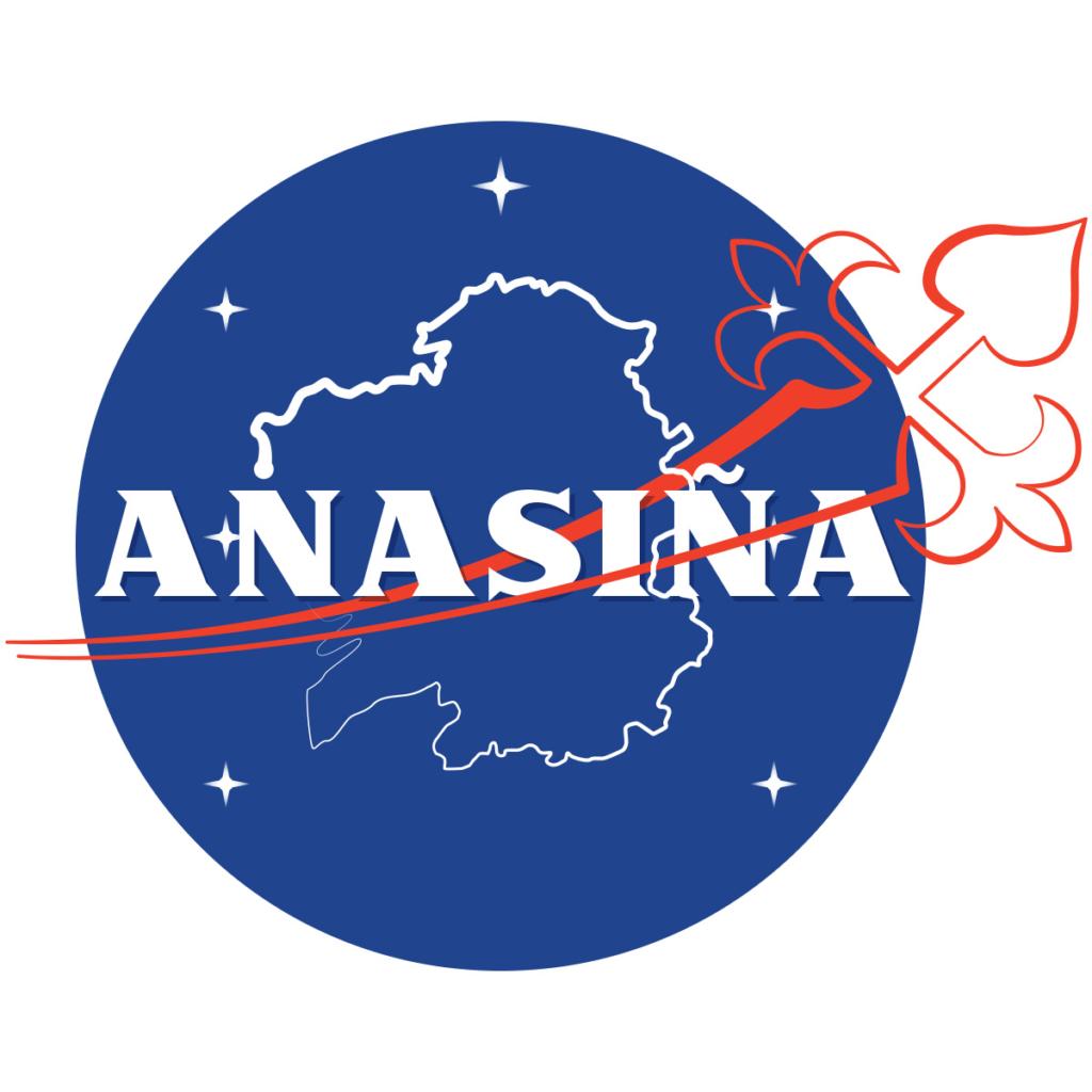 Noticias de aviones. Noticias de aerolíneas. Logo de ANASIÑA