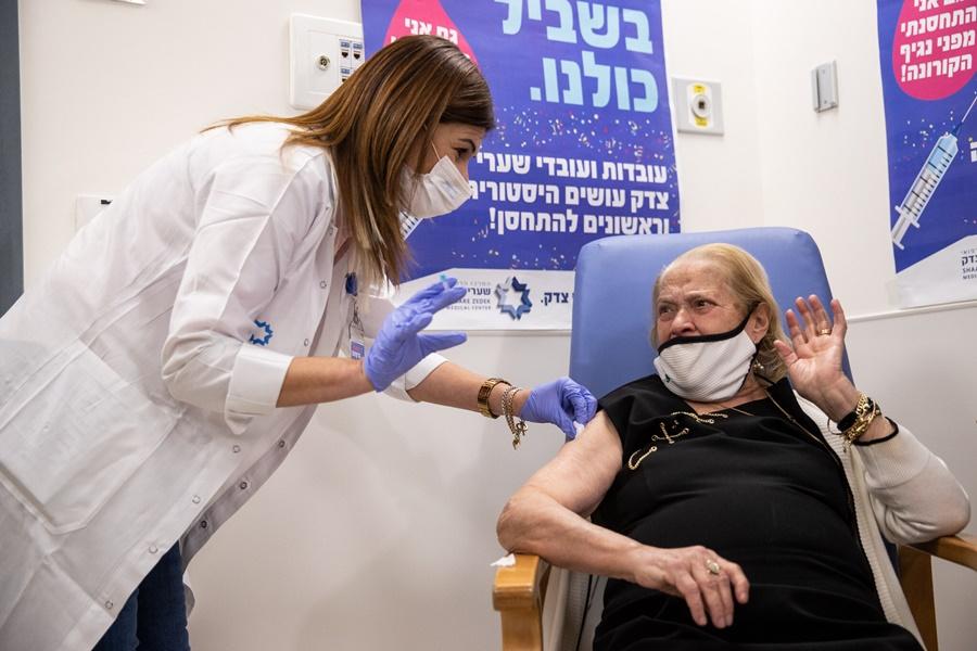 Noticias de aviación. Noticias de compañías aéreas. Vacunación en Israel