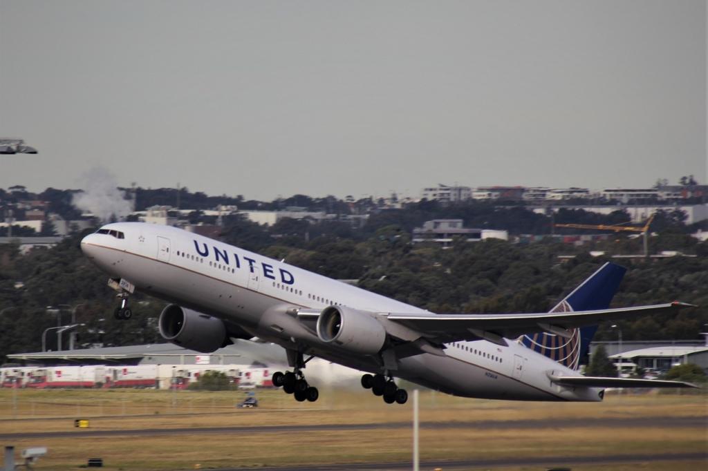 Noticias de aerolíneas. Noticias de compañías aéreas. Boeing 767 de United Airlines.