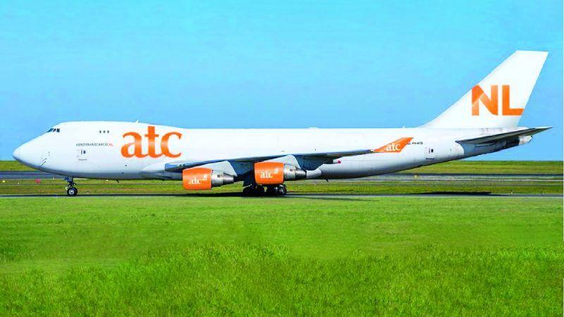 Noticias de aerolíneas. Noticias de compañías aéreas. Boeing 747 de ATC