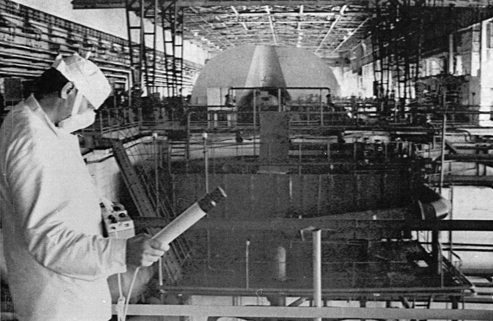 Noticias de aviones. Noticias de aviación. Desastre nuclear en Chernóbil
