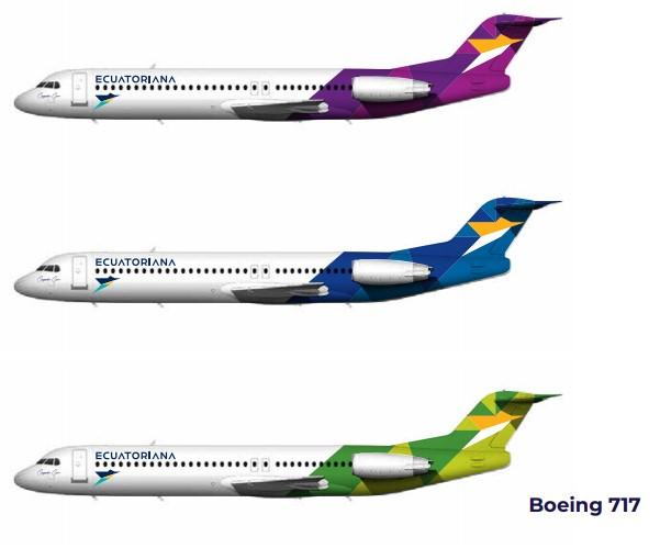 Noticias de aerolíneas. Noticias de compañías aérea. Ecuatoriana Airlines