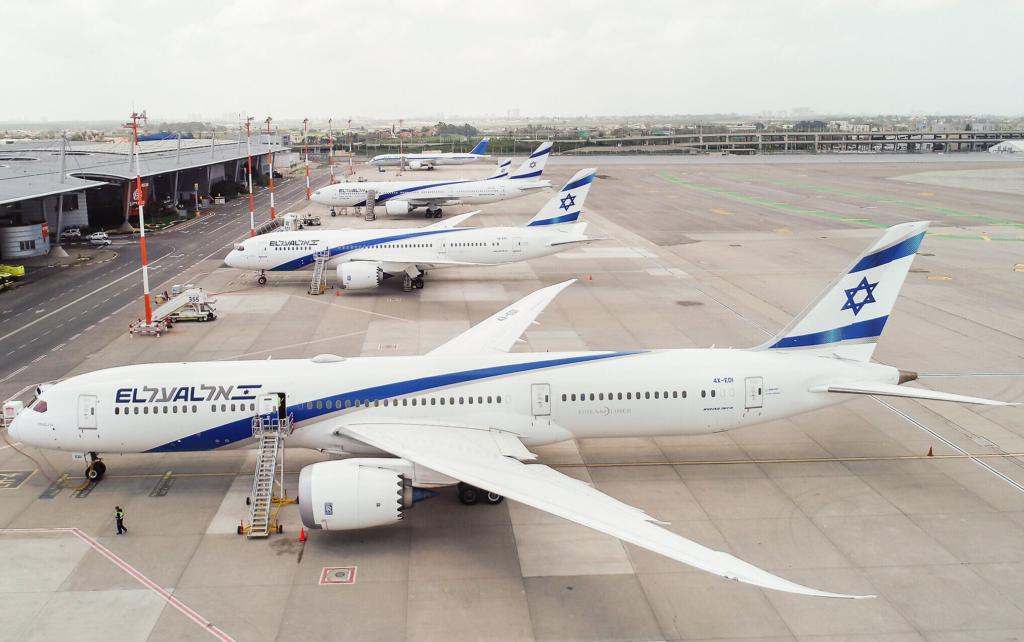 Noticias de compañías aéreas. Noticias de aerolíneas. Flota de El Al