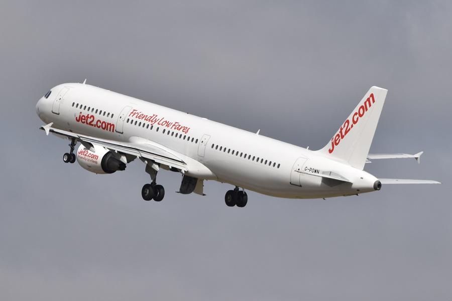 Noticias de aviación. Noticias de aerolíneas. A321 de Titan Airways, con librea de Jet2