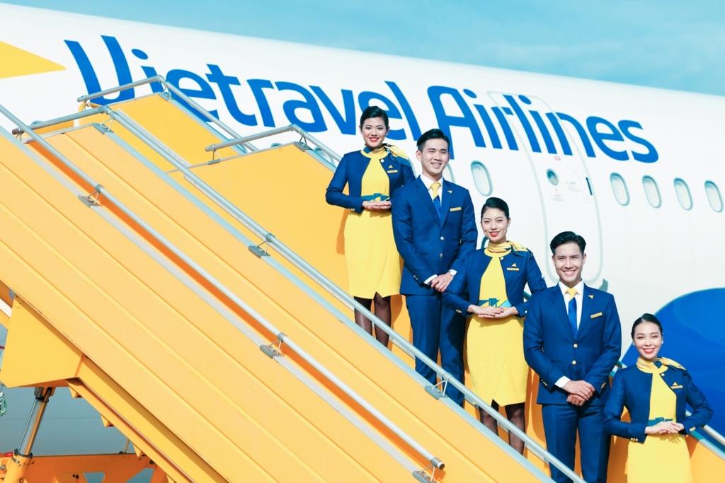 Noticias de aerolíneas. Noticias de compañías aérea. Vietravel Airlines