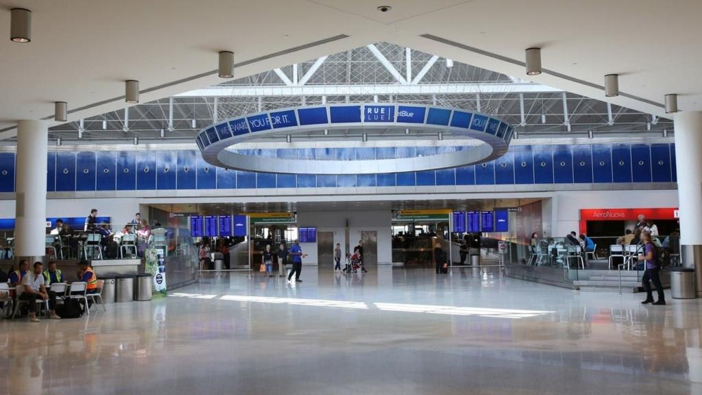 Noticias de aeropuertos. Terminal 5 de JetBlue en el JFK de Nueva York