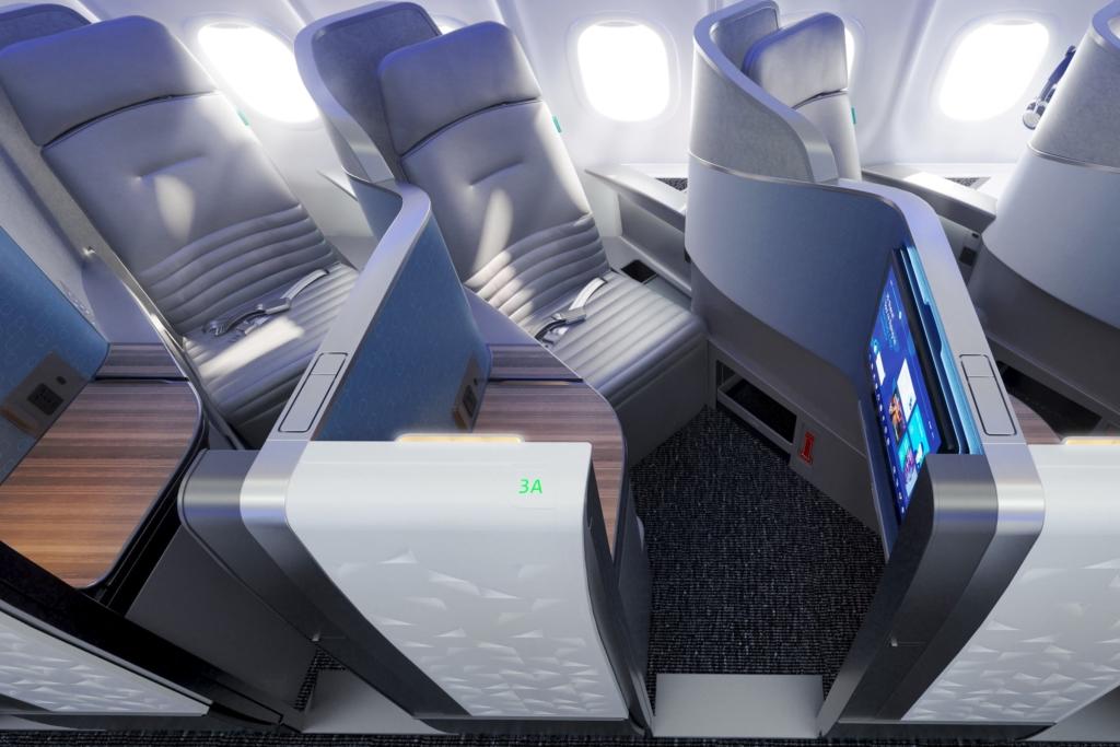 Noticias de aerolíneas. Noticias de compañías aéreas. Mint Suites en el A321lr de JetBlue