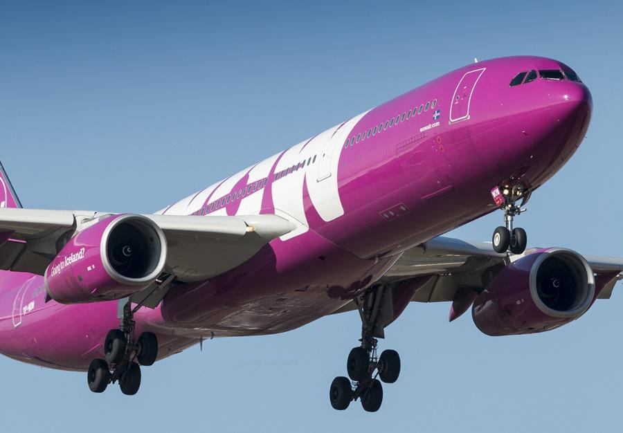 Noticias de aerolíneas. Noticias de compañías aéreas. Boeing 787 de WOW