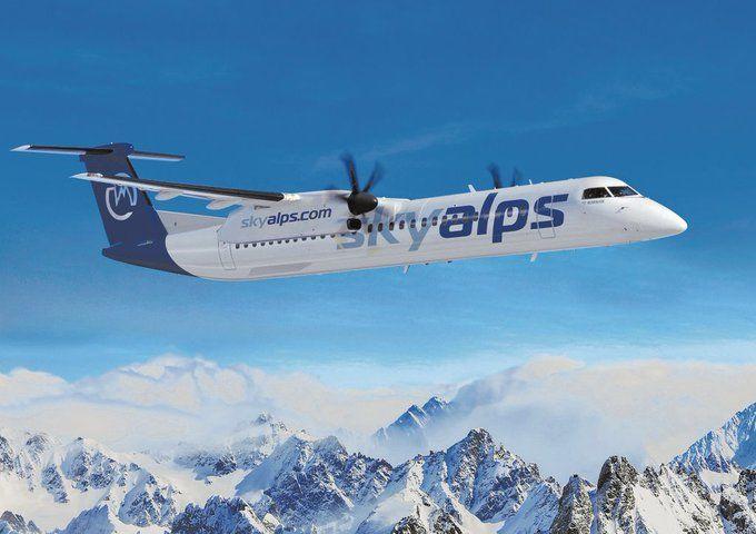 Noticias de aerolíneas. Noticias de compañías aérea. Skyalps