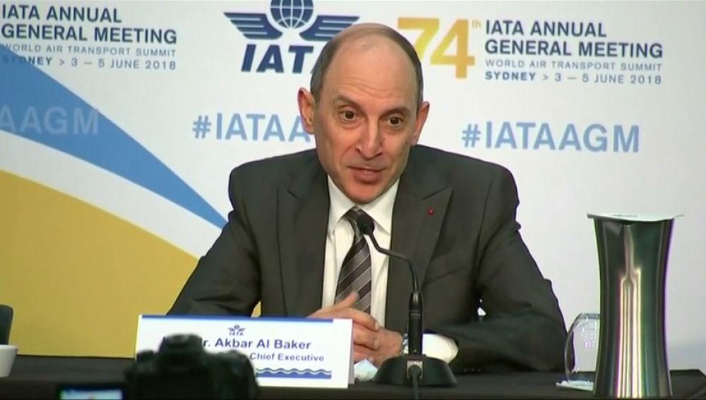 Noticias de aerolíneas. Noticias de compañías aéreas. Akbar Al Baker, CEO de Qatar Airways
