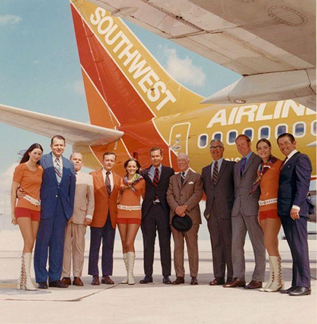 Actualidad aérea. Actualidad aerolíneas. Boeing 737 de Southwest