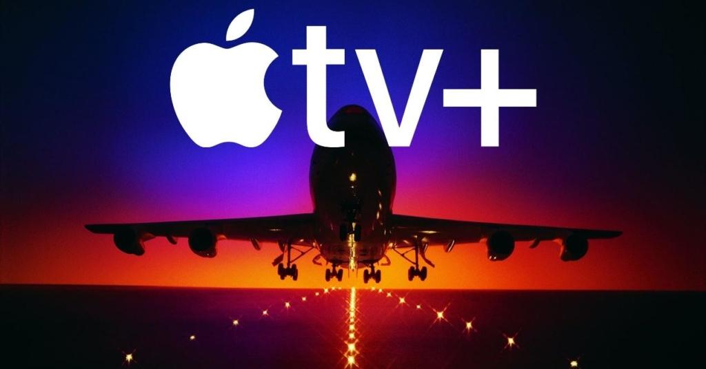 Servicio de Apple TV en aviones de American Airlines