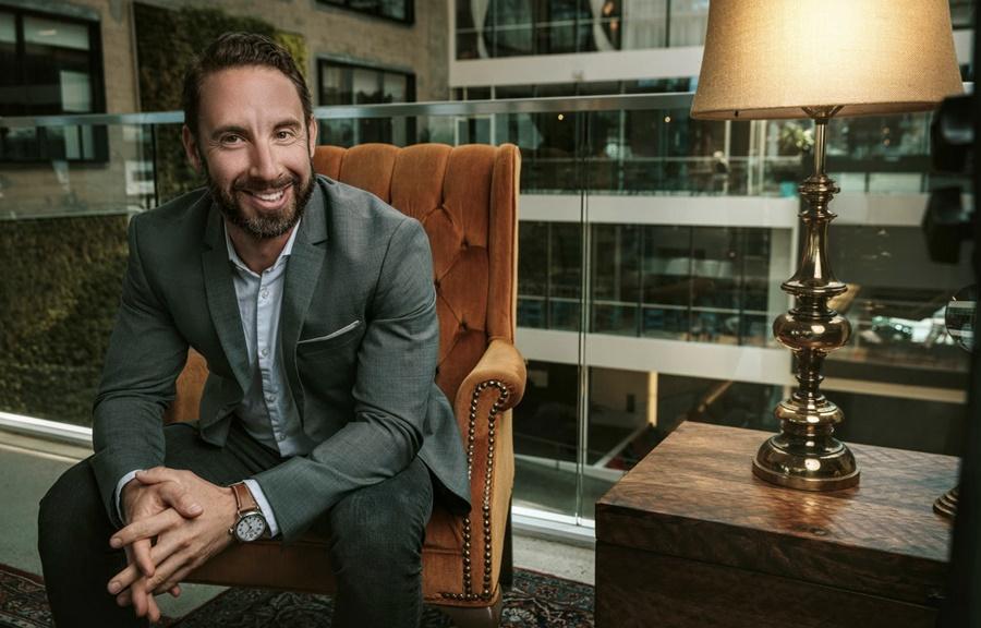 Nick Shapiro, antiguo empleado de Airbnb