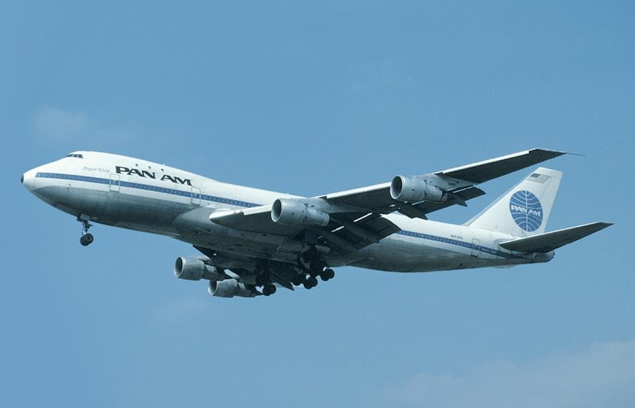 Boeing 747 de Pan Am