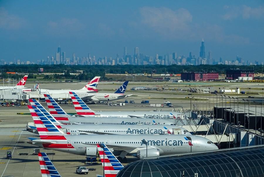 Aviones pertenecientes a la flota de American Airlines