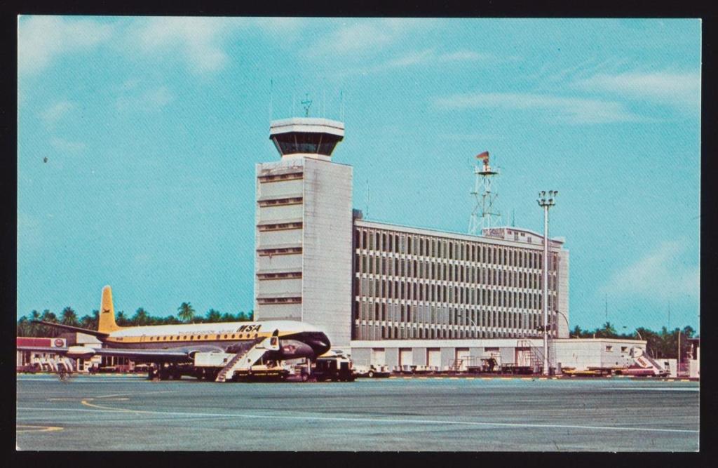 Aeropuerto de Paya Lebar, en Singapur